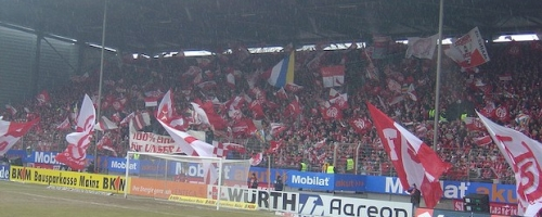 24. Spieltag: 1.FSV Mainz 05 - SC Freiburg