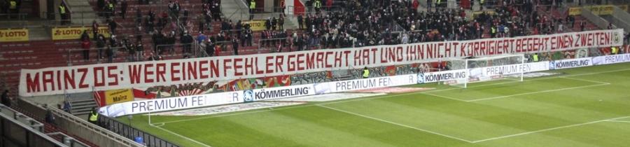 24. Spieltag: 1.FSV Mainz 05 – VfL Wolfsburg