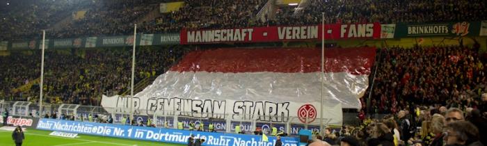 24. Spieltag: BV Borussia Dortmund - 1.FSV Mainz 05
