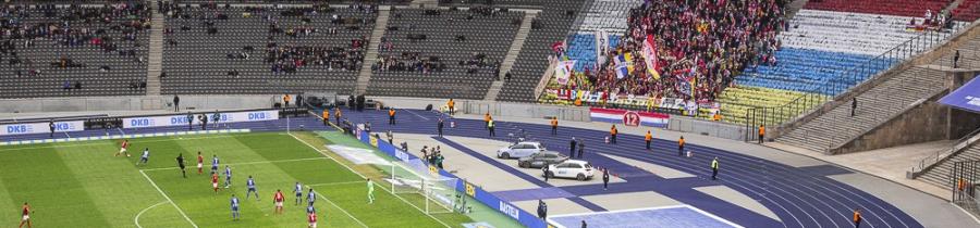 24. Spieltag: Hertha BSC – 1.FSV Mainz 05