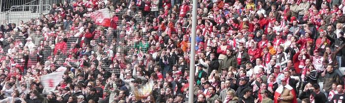 24. Spieltag: TSV 1860 München - 1.FSV Mainz 05