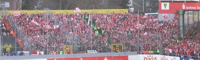 24. Spieltag: TSV Alemannia Aachen - 1.FSV Mainz 05