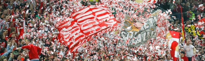 24. Spieltag: 1.FSV Mainz 05 - Hertha BSC