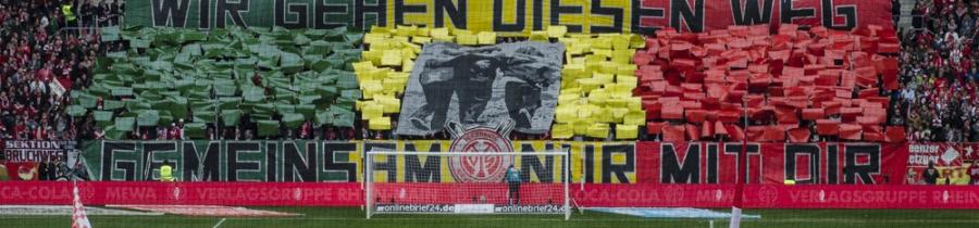 25. Spieltag: 1.FSV Mainz 05 - FC Schalke 04