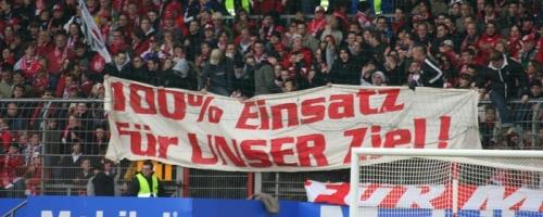 25. Spieltag: 1.FSV Mainz 05 - VfL Borussia M'Gladbach
