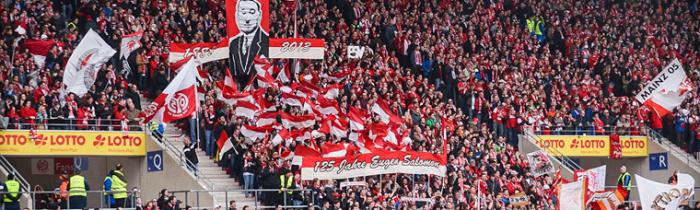 25. Spieltag: 1.FSV Mainz 05 - SV Bayer Leverkusen