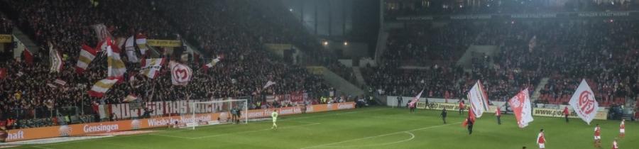 26. Spieltag: 1.FSV Mainz 05 – FC Schalke 04