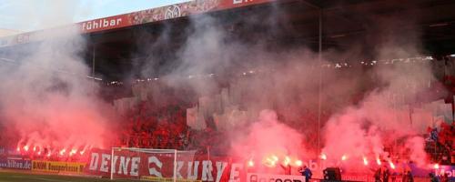26. Spieltag: 1.FSV Mainz 05 - FC Schalke 04
