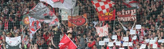 26. Spieltag: 1.FSV Mainz 05 - SV Bayer Leverkusen