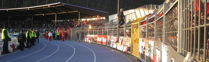 26. Spieltag: FC Erzgebirge Aue - 1.FSV Mainz 05