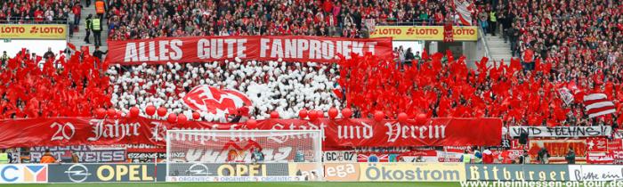 26 Spieltag: 1.FSV Mainz 05 - FC Bayern München