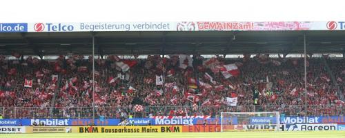 27. Spieltag: 1.FSV Mainz 05 - Hertha BSC