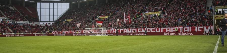 27. Spieltag: 1.FSV Mainz 05 - RB Leipzig