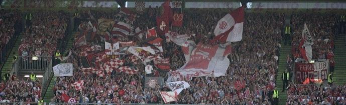 27. Spieltag: 1.FSV Mainz 05 - SC Freiburg