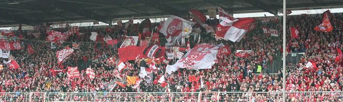 27. Spieltag: 1.FSV Mainz 05 - SV Wehen Wiesbaden