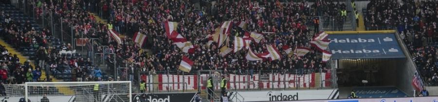 27. Spieltag: SG Eintracht Frankfurt – 1.FSV Mainz 05