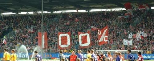 28. Spieltag: 1.FSV Mainz 05 - FC Erzgebirge Aue
