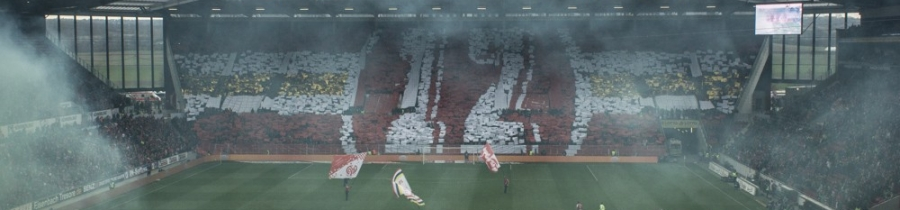28. Spieltag: 1.FSV Mainz 05 – VfL Borussia Mönchengladbach