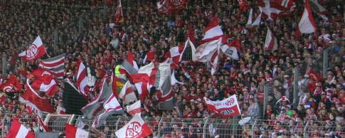 28. Spieltag: 1.FSV Mainz 05 - VfL Wolfsburg