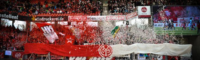 28. Spieltag: 1.FC Nürnberg - 1.FSV Mainz 05