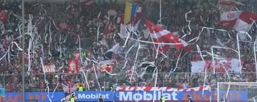 29. Spieltag: 1.FSV Mainz 05 - Hannover 96