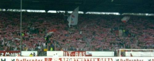 29. Spieltag: 1.FSV Mainz 05 - MSV Duisburg