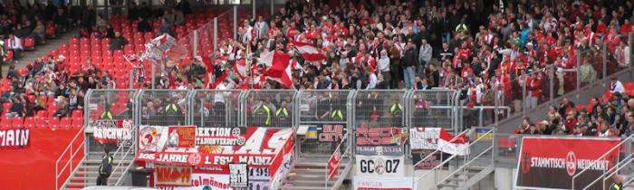 29. Spieltage: 1.FC Nürnberg - 1.FSV Mainz 05