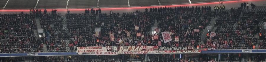 30. Spieltag: FC Bayern München - 1.FSV Mainz 05