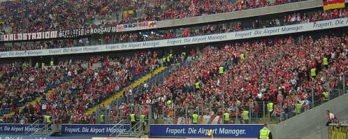 30. Spieltag: SG Eintracht Frankfurt - 1.FSV Mainz 05
