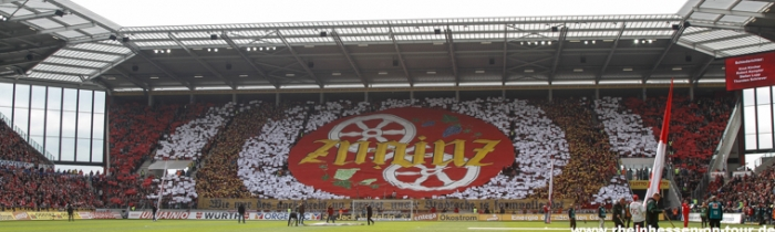 31. Spieltag: 1.FSV Mainz 05 - SG Eintracht Frankfurt