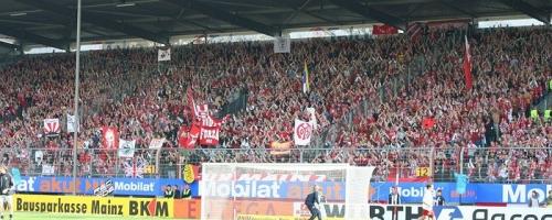 31. Spieltag: 1.FSV Mainz 05 - FC Bayern München