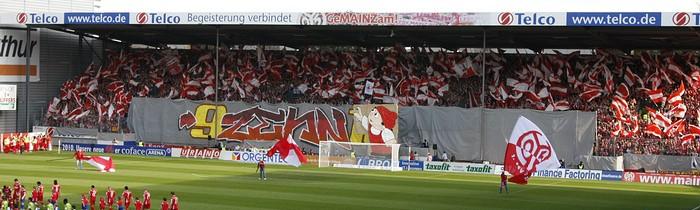 31. Spieltag: 1.FSV Mainz 05 - FCK