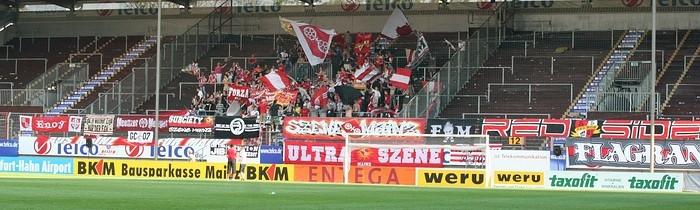 31. Spieltag: 1.FSV Mainz 05 - Hannover 96