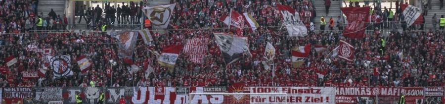 31. Spieltag: 1.FSV Mainz 05 - VfL Borussia M'Gladbach