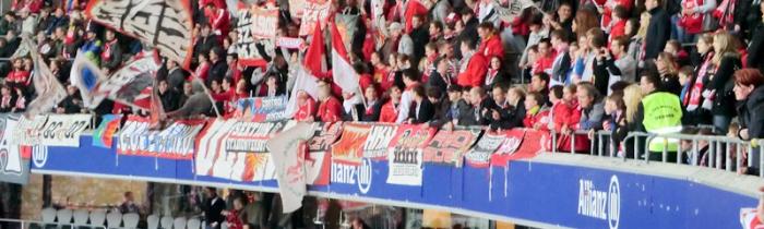 31. Spieltag: FC Bayern München - 1.FSV Mainz 05