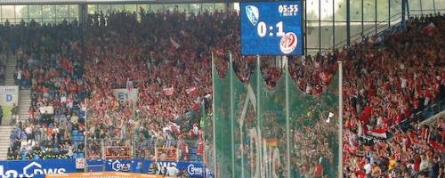 31. Spieltag: VfL Bochum - 1.FSV Mainz 05