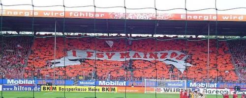 32. Spieltag: 1.FSV Mainz 05 - FC Bayern München