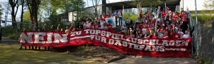 32. Spieltag: Hannover 96 - 1.FSV Mainz 05