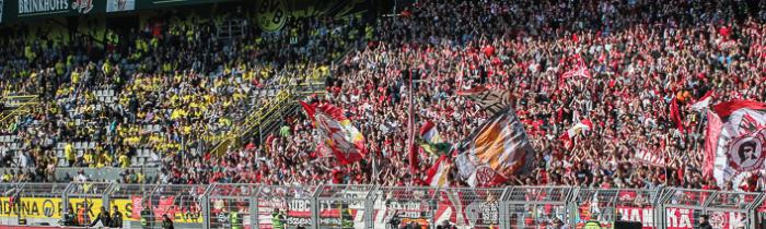 31. Spieltag: BV Borussia Dortmund - 1.FSV Mainz 05