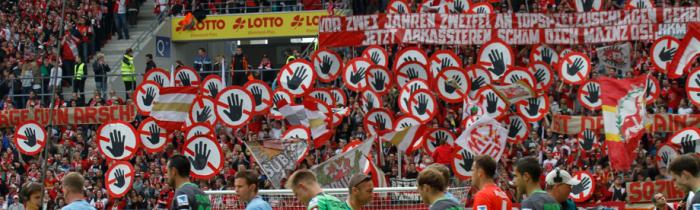 33. Spieltag: 1.FSV Mainz 05 - VfL Borussia M'Gladbach