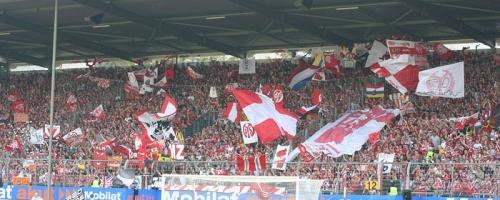 33. Spieltag: 1.FSV Mainz 05 - FC Schalke 04