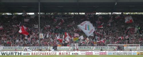 33. Spieltag: 1.FSV Mainz 05 - VfB Lübeck