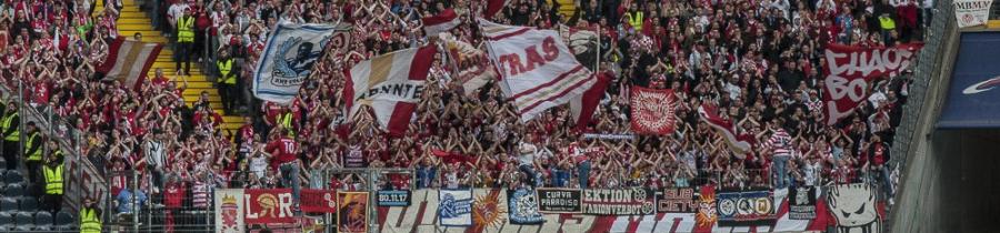 33. Spieltag: SG Eintracht Frankfurt – 1.FSV Mainz 05