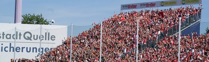 33. Spieltag: SpVgg Fürth - 1.FSV Mainz 05