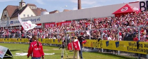 33. Spieltag: SSV Jahn Regensburg - 1.FSV Mainz 05