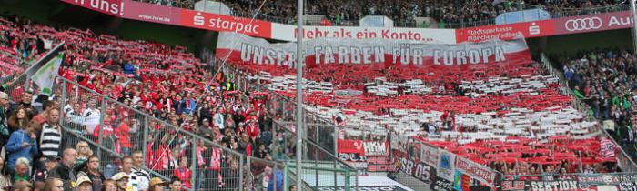 33. Spieltag: VfL Borussia M'Gladbach - 1.FSV Mainz 05