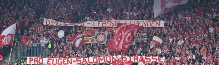 34. Spieltag: 1.FSV Mainz 05 - FC Schalke 04