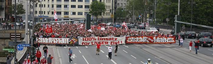 34. Spieltag: 1.FSV Mainz 05 - FC St. Pauli