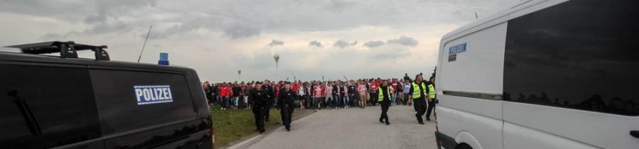 34. Spieltag: FC Bayern München - 1.FSV Mainz 05