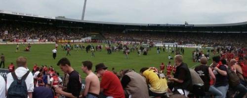 34. Spieltag: TSV Eintracht Braunschweig - 1.FSV Mainz 05
